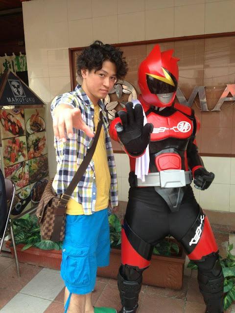 foto aktor asli foto bareng cosplayer indonesia terkeren