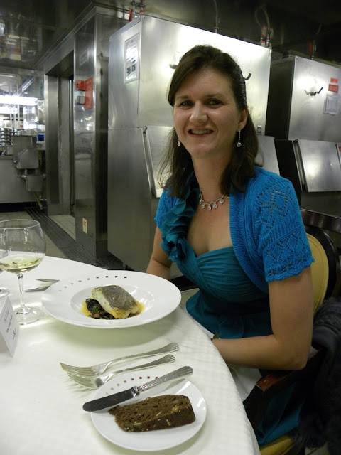 Chef's table Celebrity Constellation