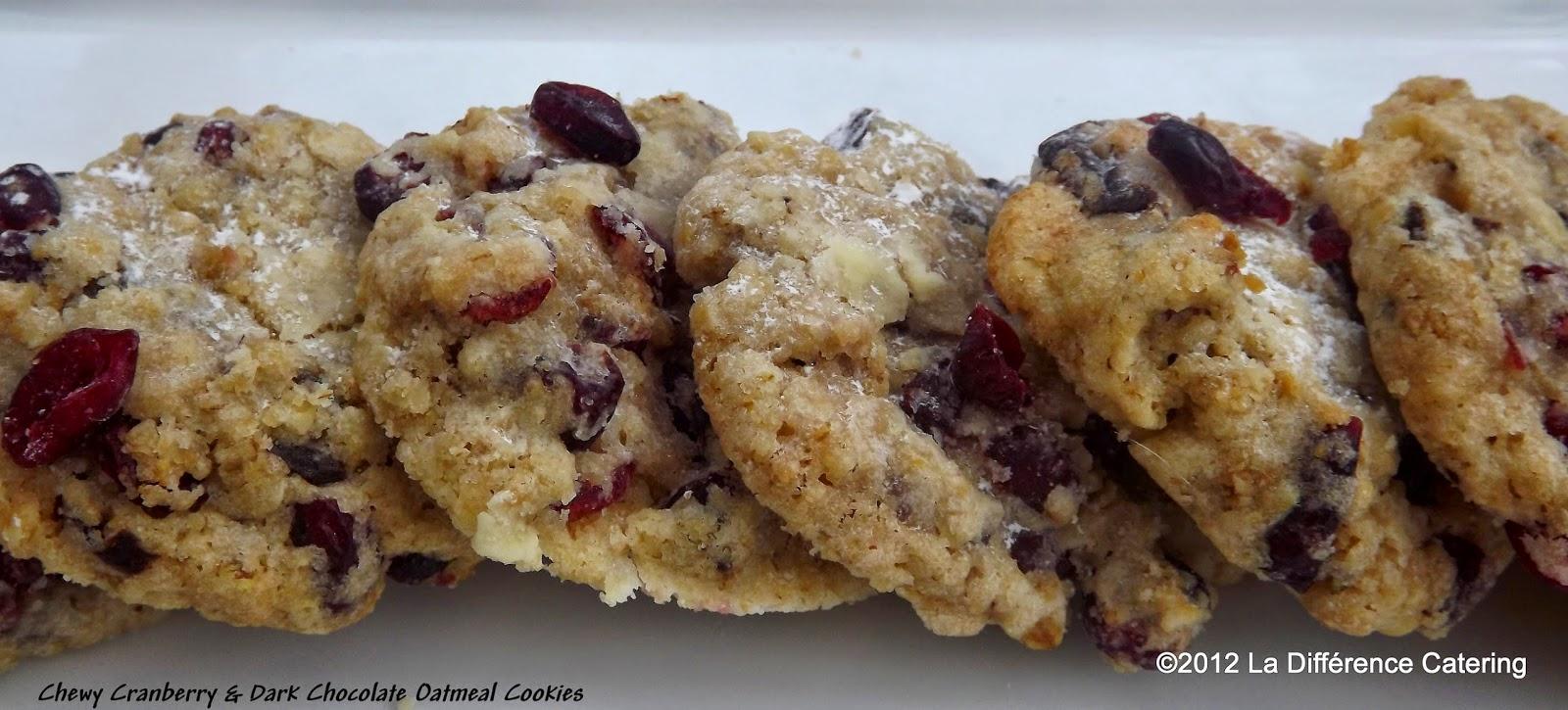 ... : Chewy Cranberry, Dark Chocolate & Oatmeal /Oatmeal & Raisin Coo...