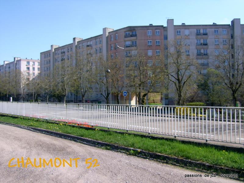 Quartier de la rochotte for Chaumont haute marne