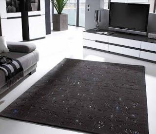 alfombras swarovski