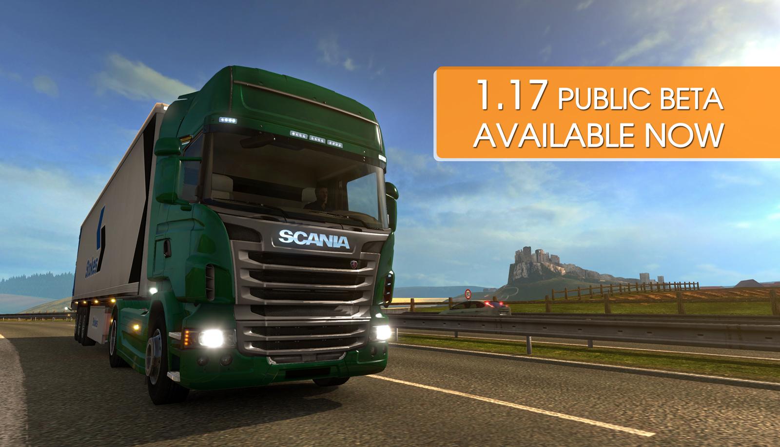 Versão beta do patch 1.17 é liberada no Steam | Euro Truck ...