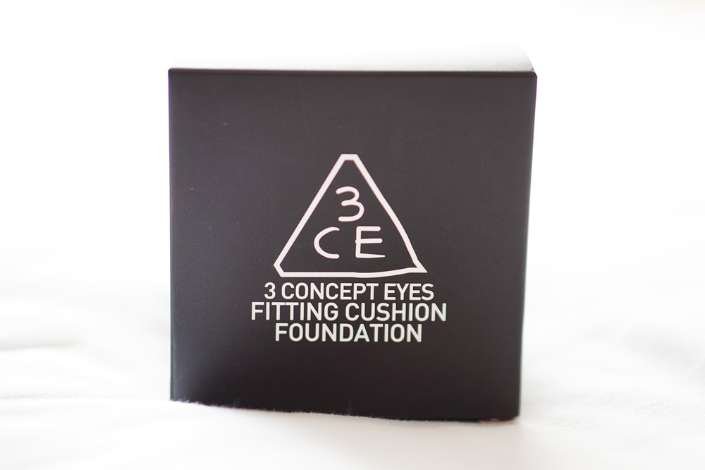 3 Concept Eyes Fitting Cushion Foundation