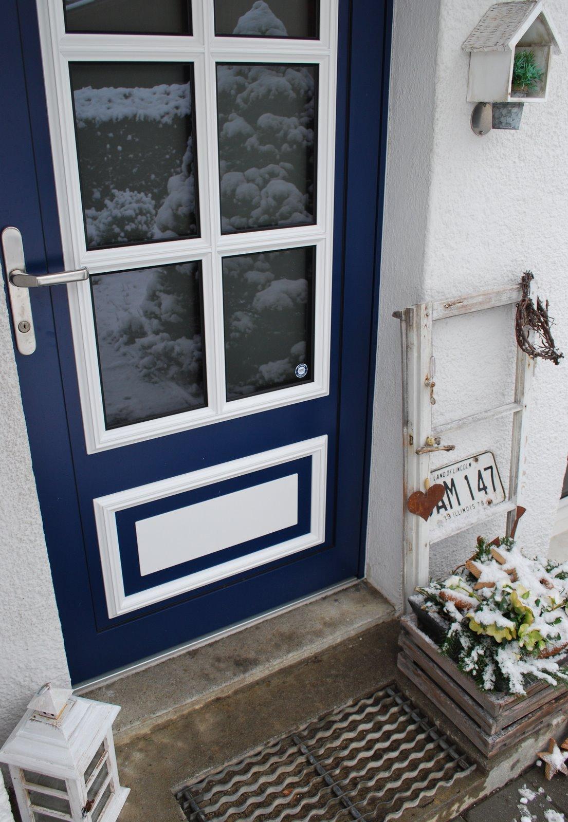 Mamas kram winterliche haust re gewinner - Winterliche dekoration ...