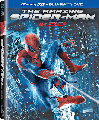 The Amazing Spider-Man (2012) BluRay 3D