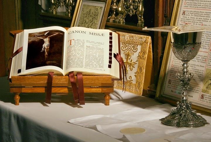 Sobór Trydencki o Najświętszej Ofierze Mszy Świętej
