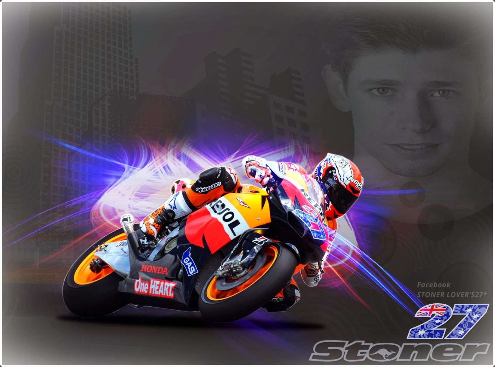 Redi Stoner Casey Stoner Wallpaper Hd