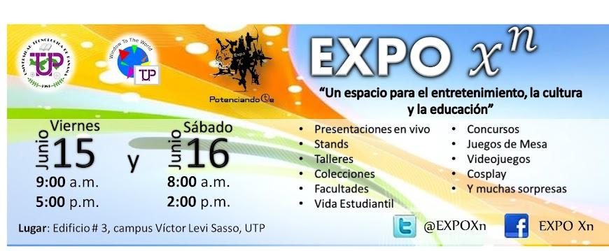 EXPO X^n