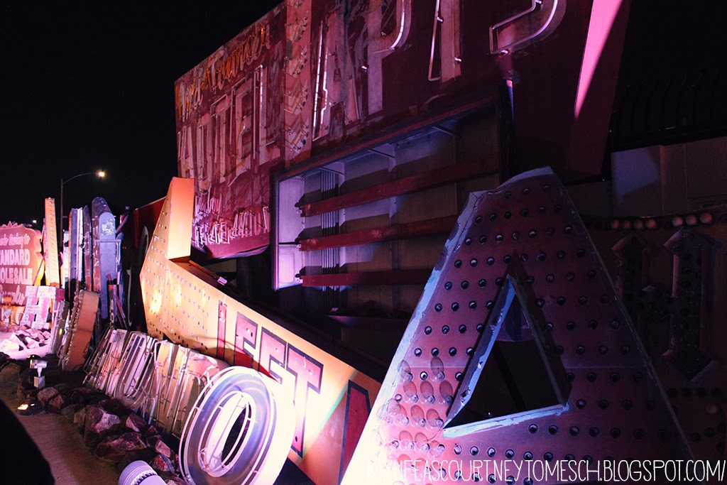 Las Vegas The Neon Sign Boneyard Park