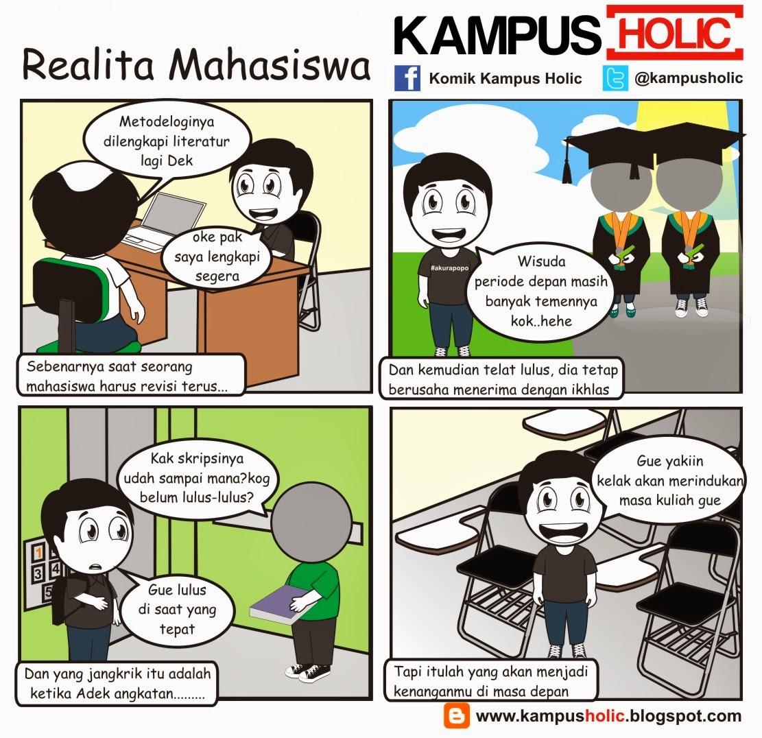 #422 Realita Mahasiswa