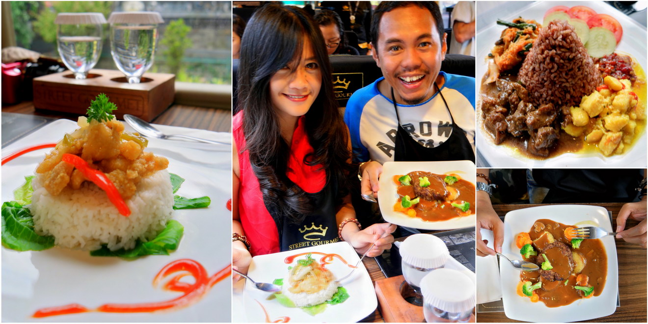 Image result for street gourmet bandung