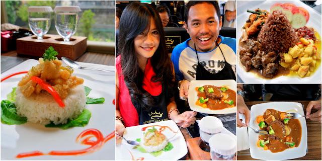 Bus Restoran Street Gourmet Bandung