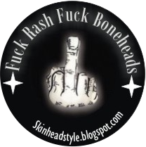 fuck rash fuck boneheads
