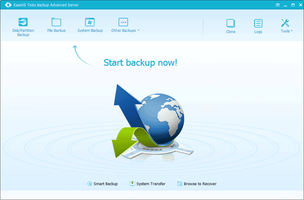 EASEUS Todo Backup Advanced Server 7
