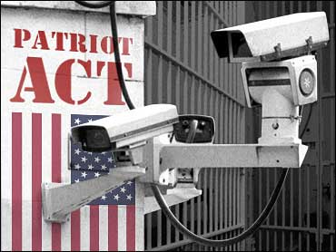 Usa patriot act of 2001 essay