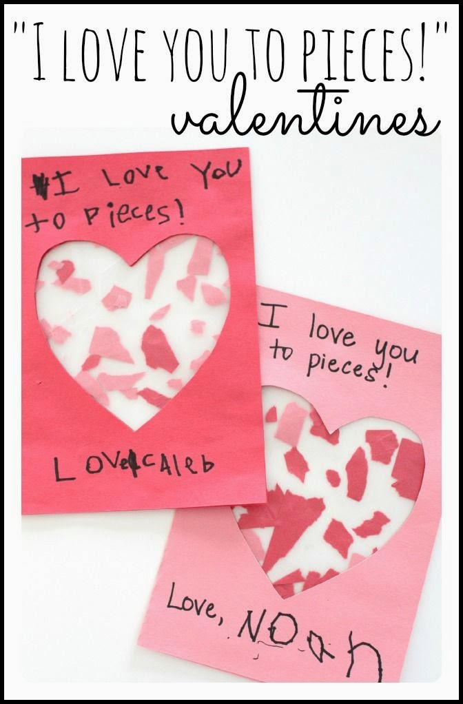 Preschool Ponderings Valentine S Day Cards That Preschoolers Can Make