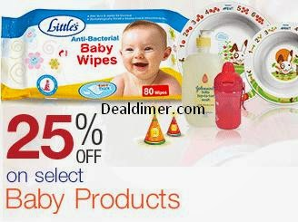 Baby Products Upto 70% off, Buy from Rs. 28