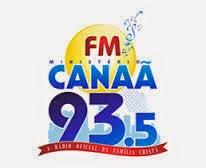 Rádio FM Canaã 93,5