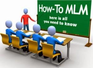 cara bisnis online mlm