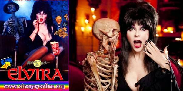 Elvira, reina de las tinieblas, película