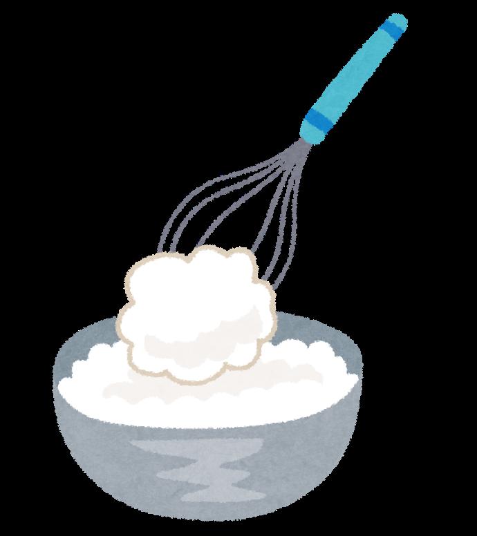 「ホイップクリーム フリー」の画像検索結果