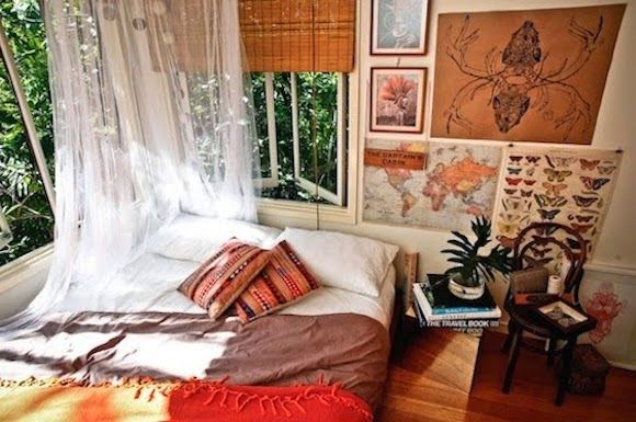 Bohemian Bedroom Inspiration...