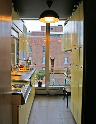Small kitchen design ideas Cut the Corners