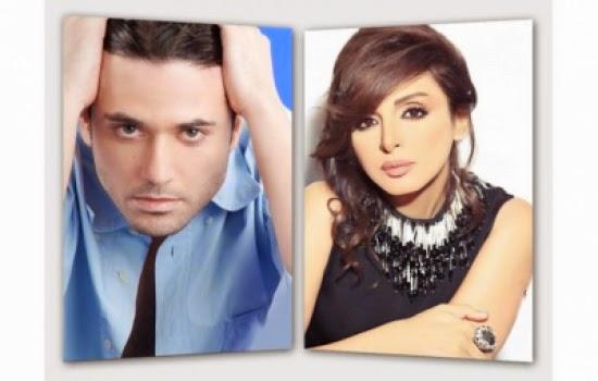 محامي زينة يكشف ورقة طلاق أحمد عز وأنغام