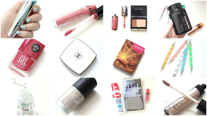 April + May Beauty Buys