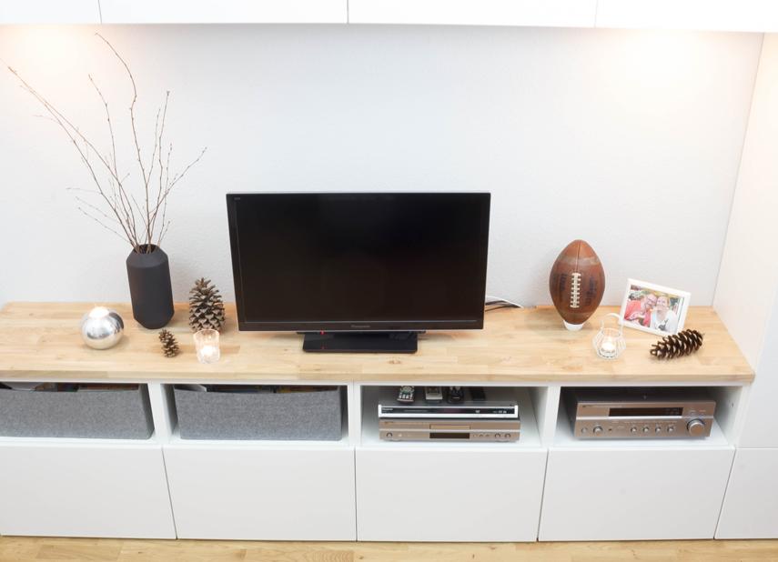 ars textura: Pimp my Besta - Unser neues Wohnzimmer