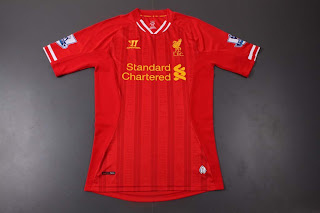 Jersey Grade Ori Liverpool Home season 13/14