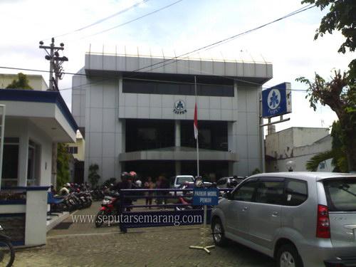 PT Taspen Cabang Semarang