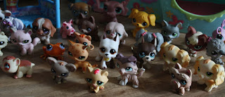 rare littlest petshops from yard sales