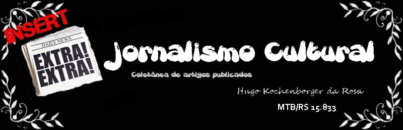 Insert: Jornalismo Cultural