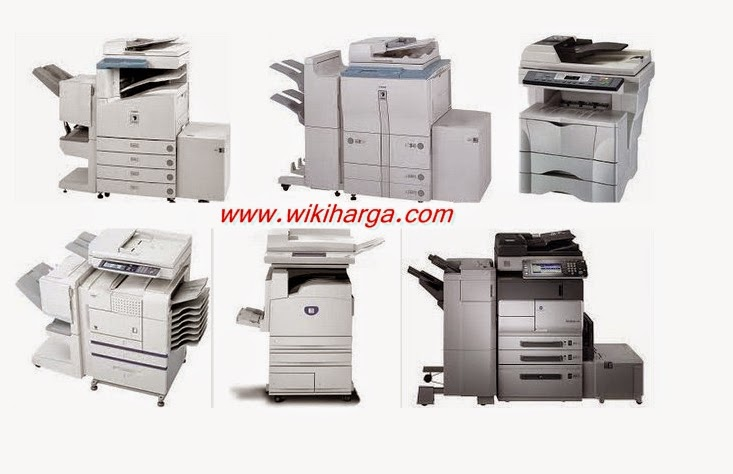 harga mesin fotocopy terbaru