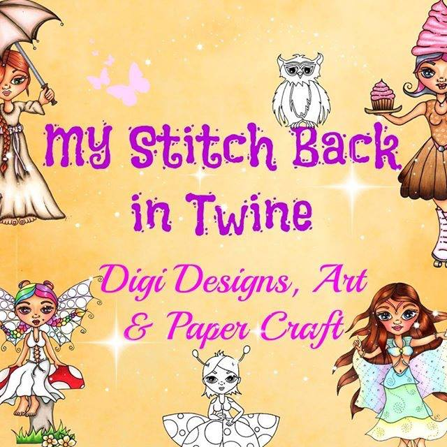 A Stitch Back in Twine