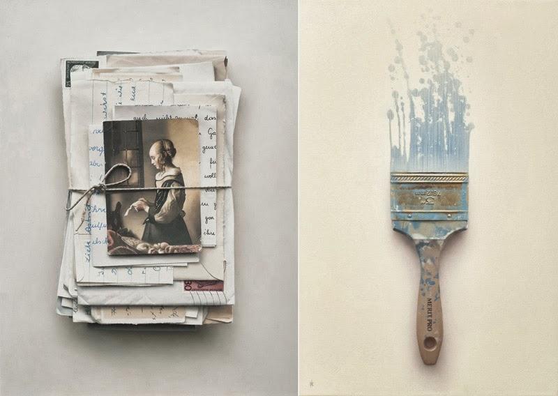 Patrick Kramer y su pintura hiper-realista