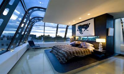 Great Luxury London Penthouse Styles