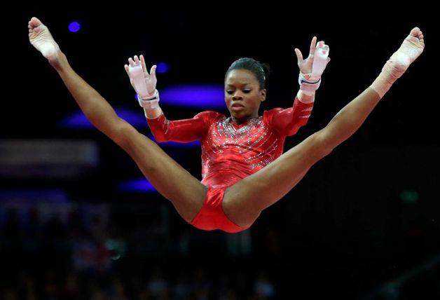 Young Sports Stars Gabrielle Douglas United States Female