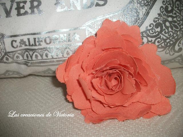Las creaciones de Victoria. Flores de Francesca Ogliari