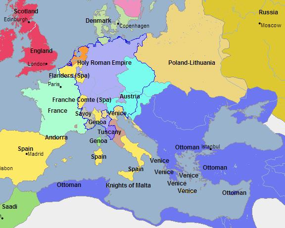 Ιστορικός Χάρτης