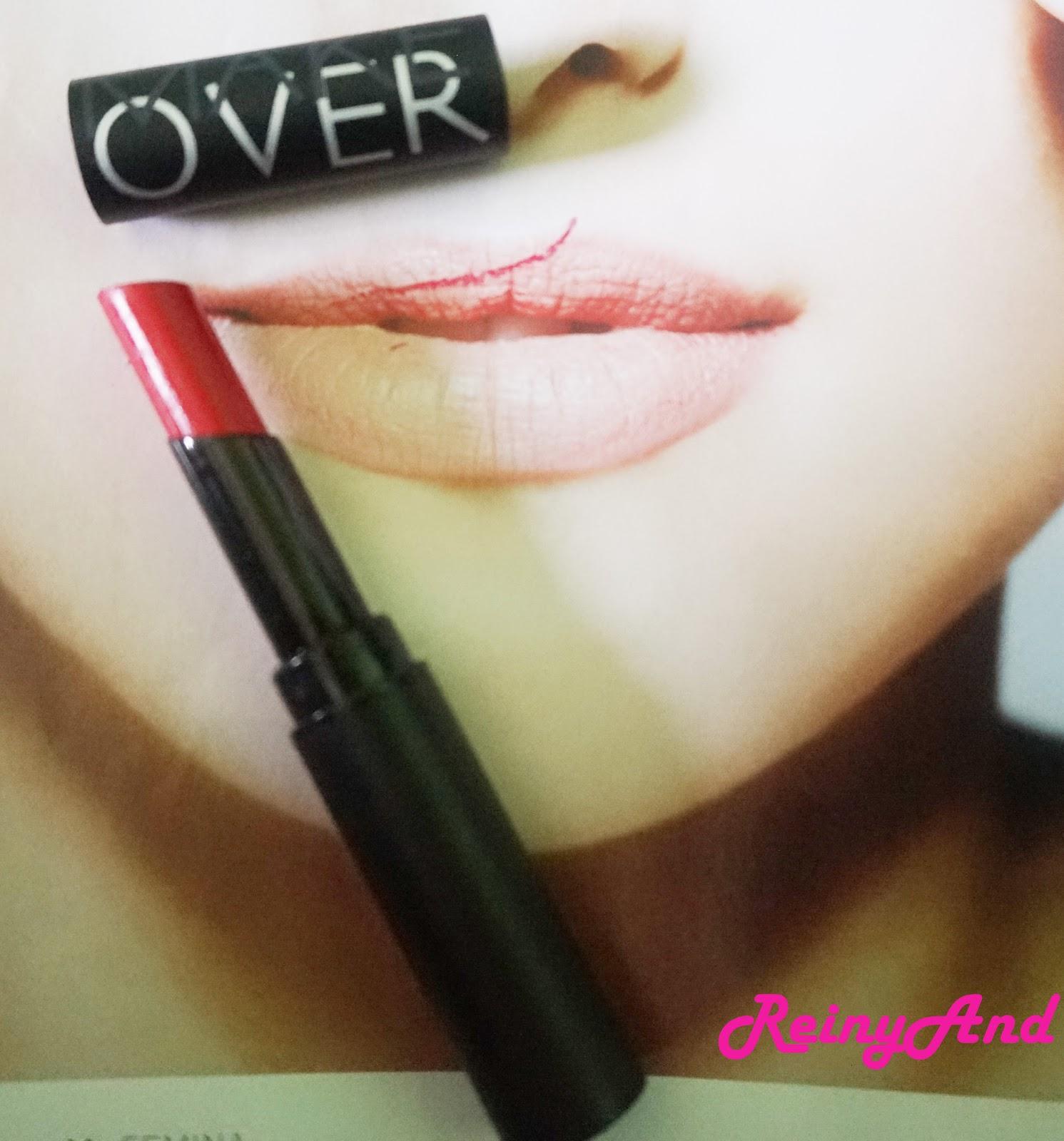 Review Ultra Hi Matte Make Over Lipstick Shade Urban