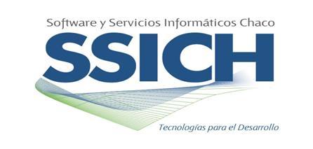 Programa Software y Servicios Informáticos Chaco