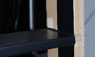 Step by Step Pembuatan Rak dari kardus