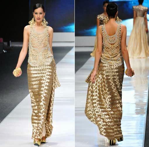 Kumpulan Foto Model Baju Kebaya Rancangan Ivan Gunawan