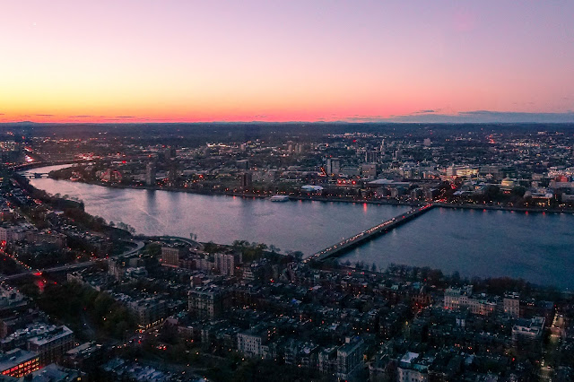 The Skywalk Observatory- Boston MA