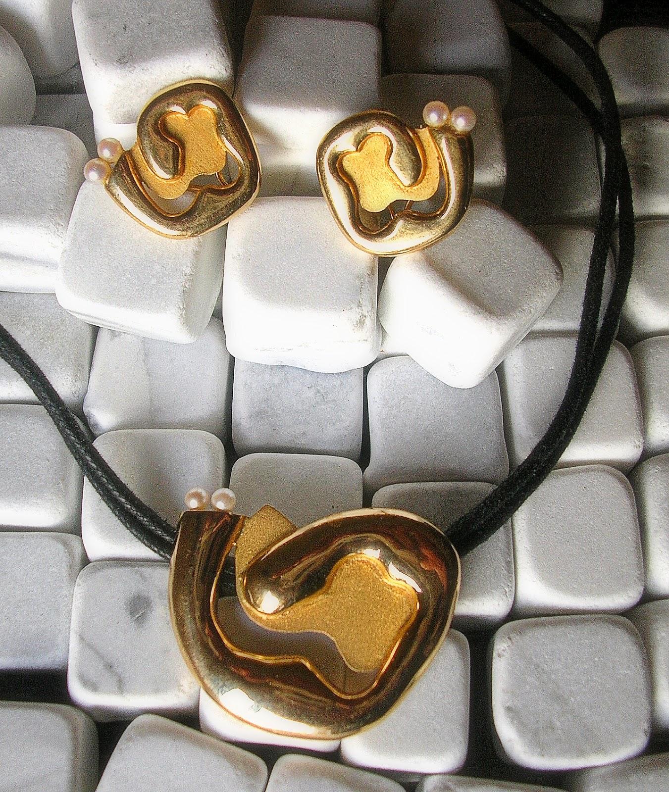 Stimuls joyas oro y perlas a la carta