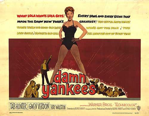"""Damn Yankees!"" (1958)"