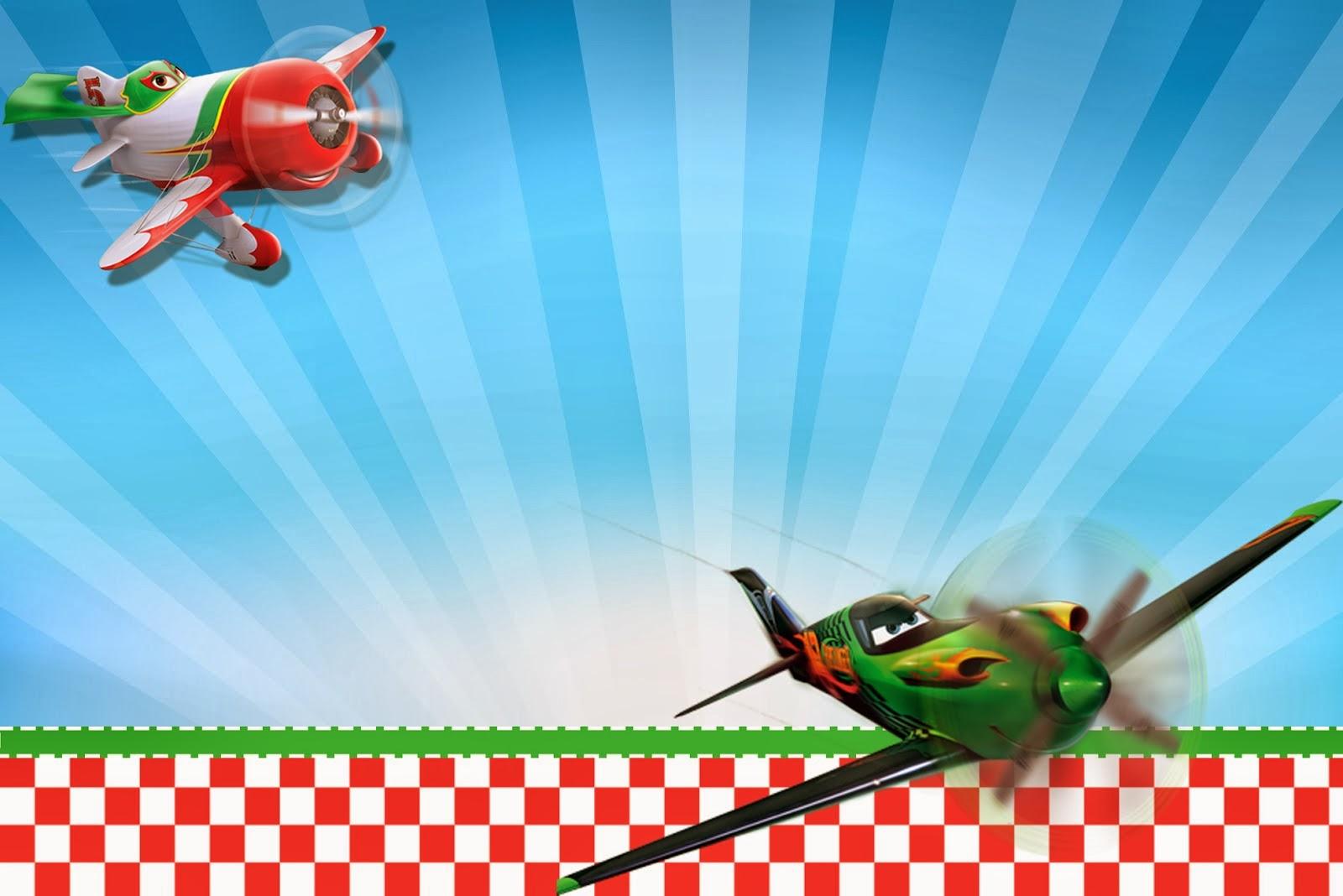 Disney Planes De Fiesta