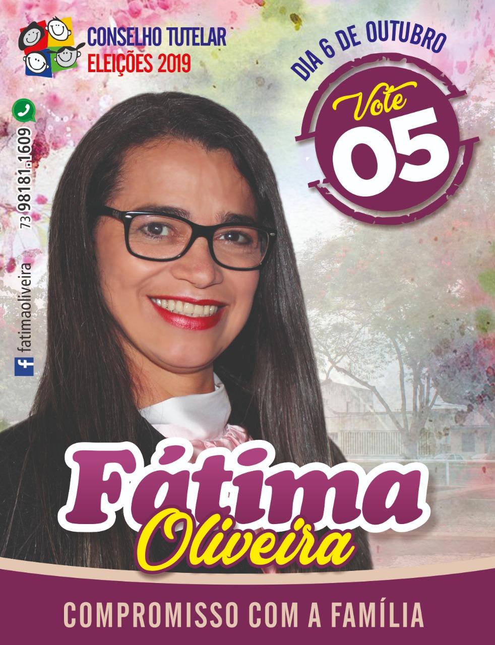 FÁTIMA OLIVEIRA